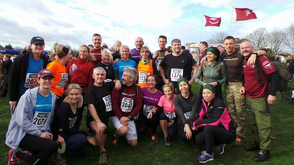 Team Pegasus at Colchester PARAS'10 on 15 November 2015