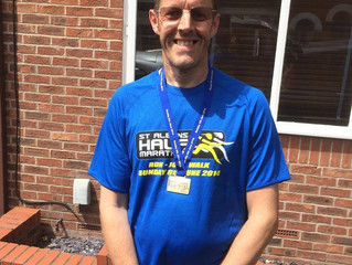 Hall of Fame: Graham Pike, St Albans Half Marathon