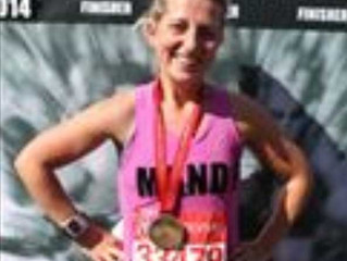 Hall Of Fame: Mandy Smith, London Marathon