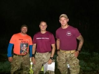 Paul, Mark & Alex at Commando Shuffle