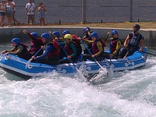 Team Event: Pegasus at White Water Rafting