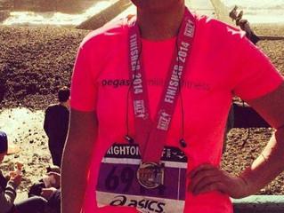 Hall Of Fame: Liana Williams, Brighton Half Marathon