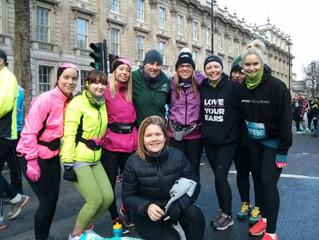 Team Event: Pegasus at London Winter Run 10k