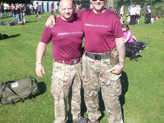 Hall Of Fame: Paul and Barry, Paras10 Catterick
