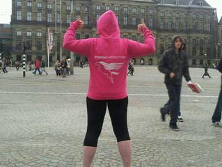 Pegasus Kit In A Cool Location: Rosie Keating, Amsterdam