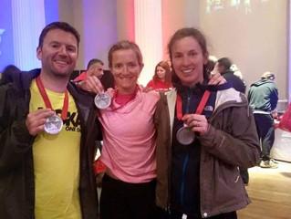 London Marathon Update