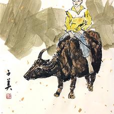 Cow Herding 放牛