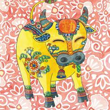 The Happy Ox