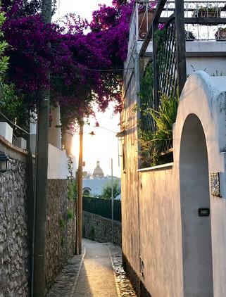 Walking Capri