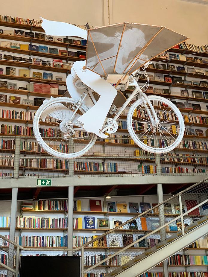 Bicivolador