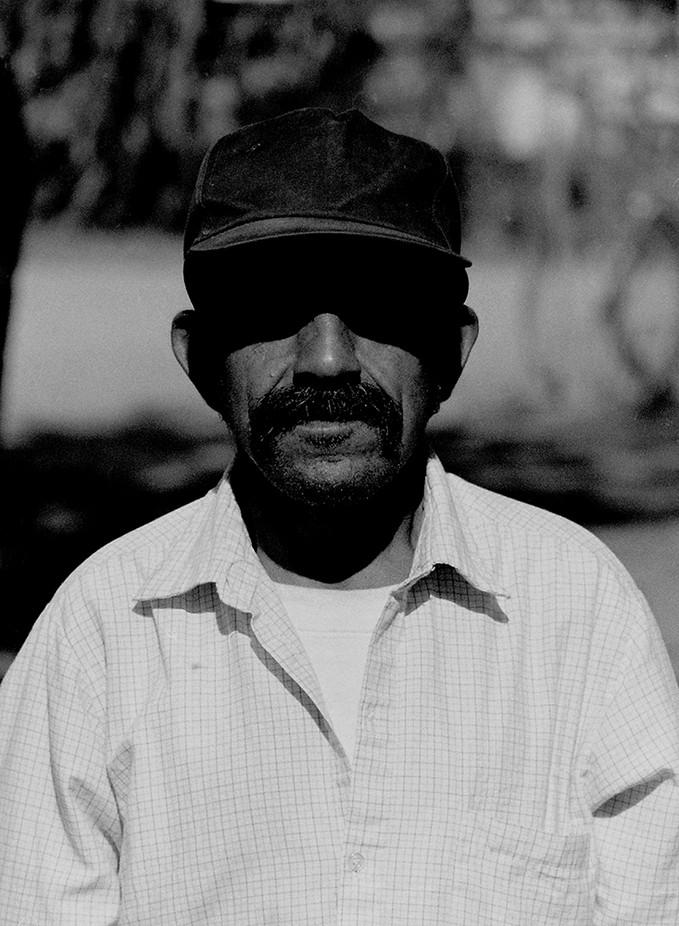 El hombre de la gorra