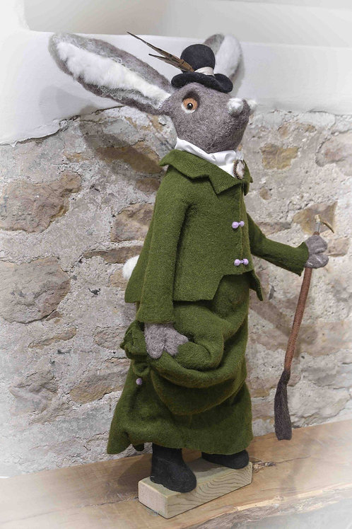OOAK Henrietta Hare (similar can be made)