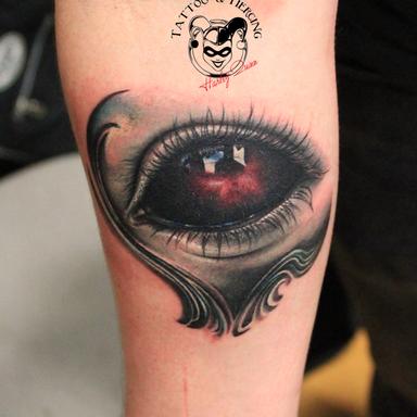 Tattoo Rovinj- Eyetattoo