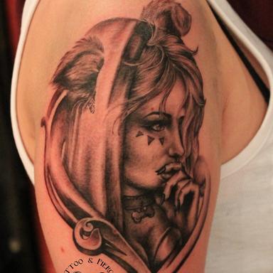 Tattoo Rovinj- Head
