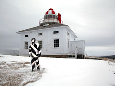 Onsite shoot for Cape Spear Dazzle