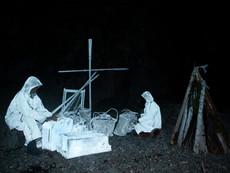 Rest By The Oar Cross