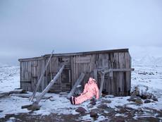 Pink Figure, Cabin