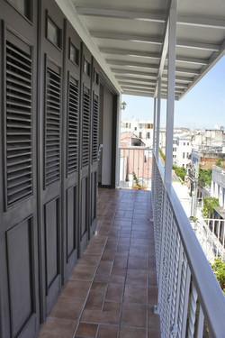 Balcony Luna Apartment Old San Juan