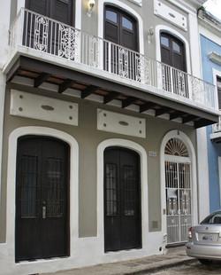 Outside of Building Luna St San Juan