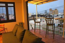 Balcony Luna Apartment Old San Juan