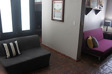 Caleta 64 Apartments Ballaja Living Room
