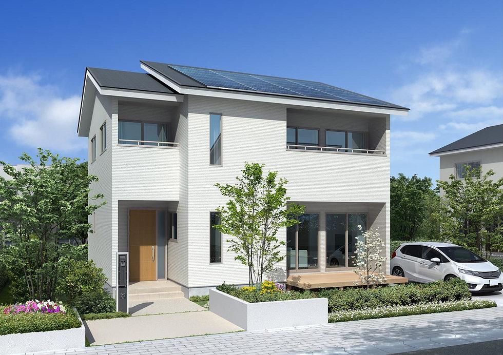 太陽光発電リース,平屋,新築,熊本,耐震等級3,熊本,自由設計,耐震等級3,住宅会社,テクノ