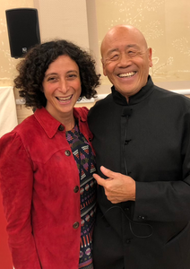 Julie and Ken Hom