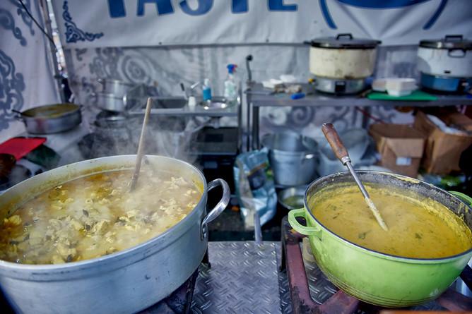 Feeding Oxford's Homeless