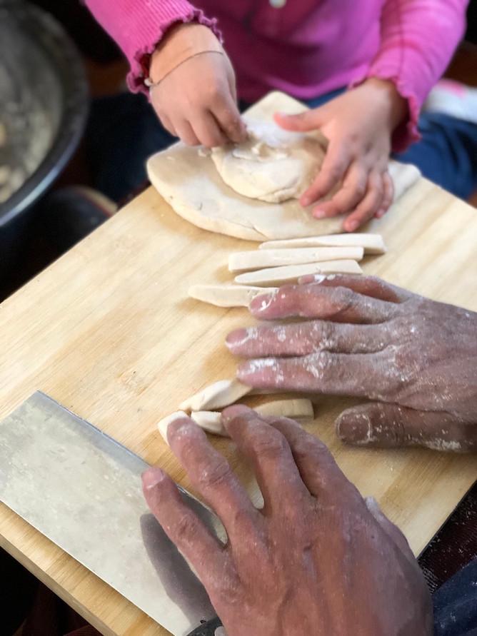 The Tibetan Art Of Communal Cooking