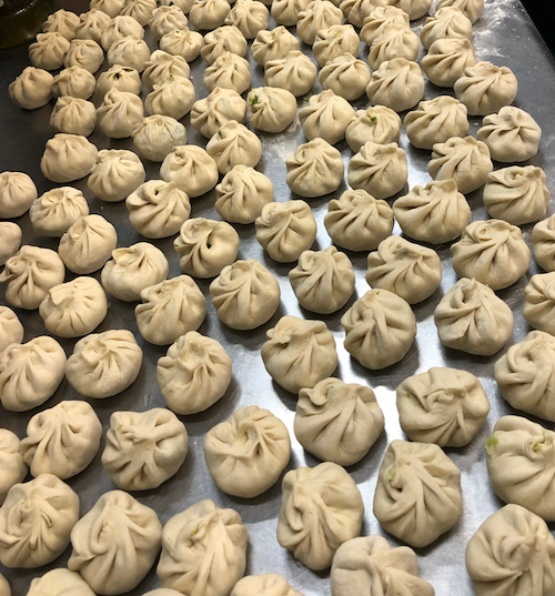momos - ready to steam