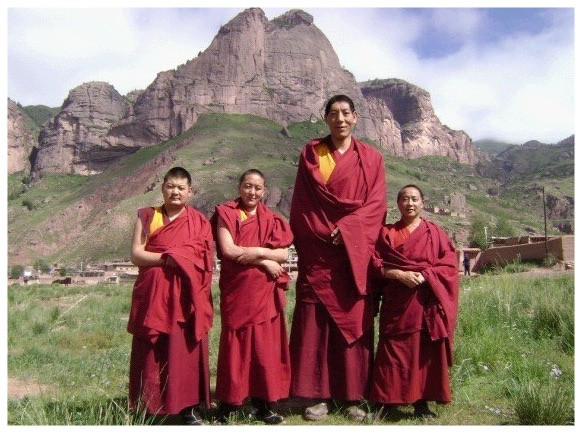 Who Knew Tibetans Could Be So Tall?