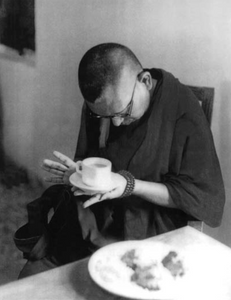 Tibetan mealtime prayer