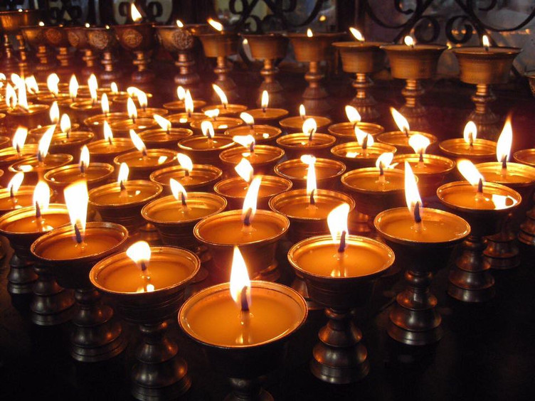A Tibetan Christmas In Oxford (In November)