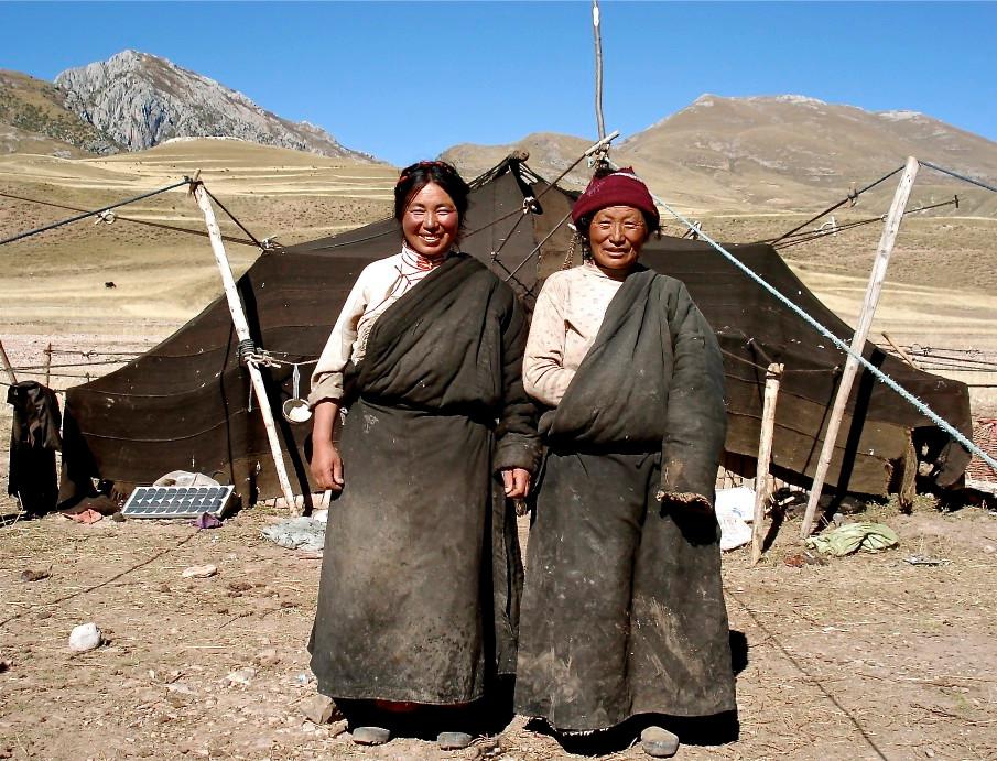 Polyandry in Tibet