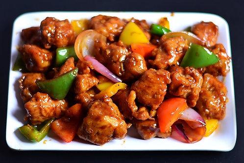 Tibetan Sesame Chicken