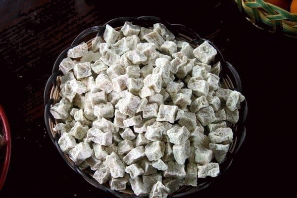 Tibetan cheese