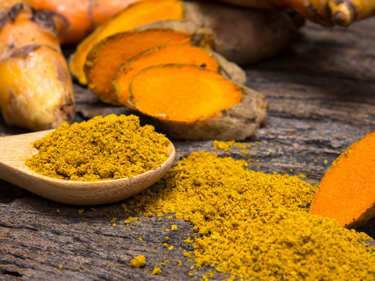 Turmeric is astringent, bitter and pungent