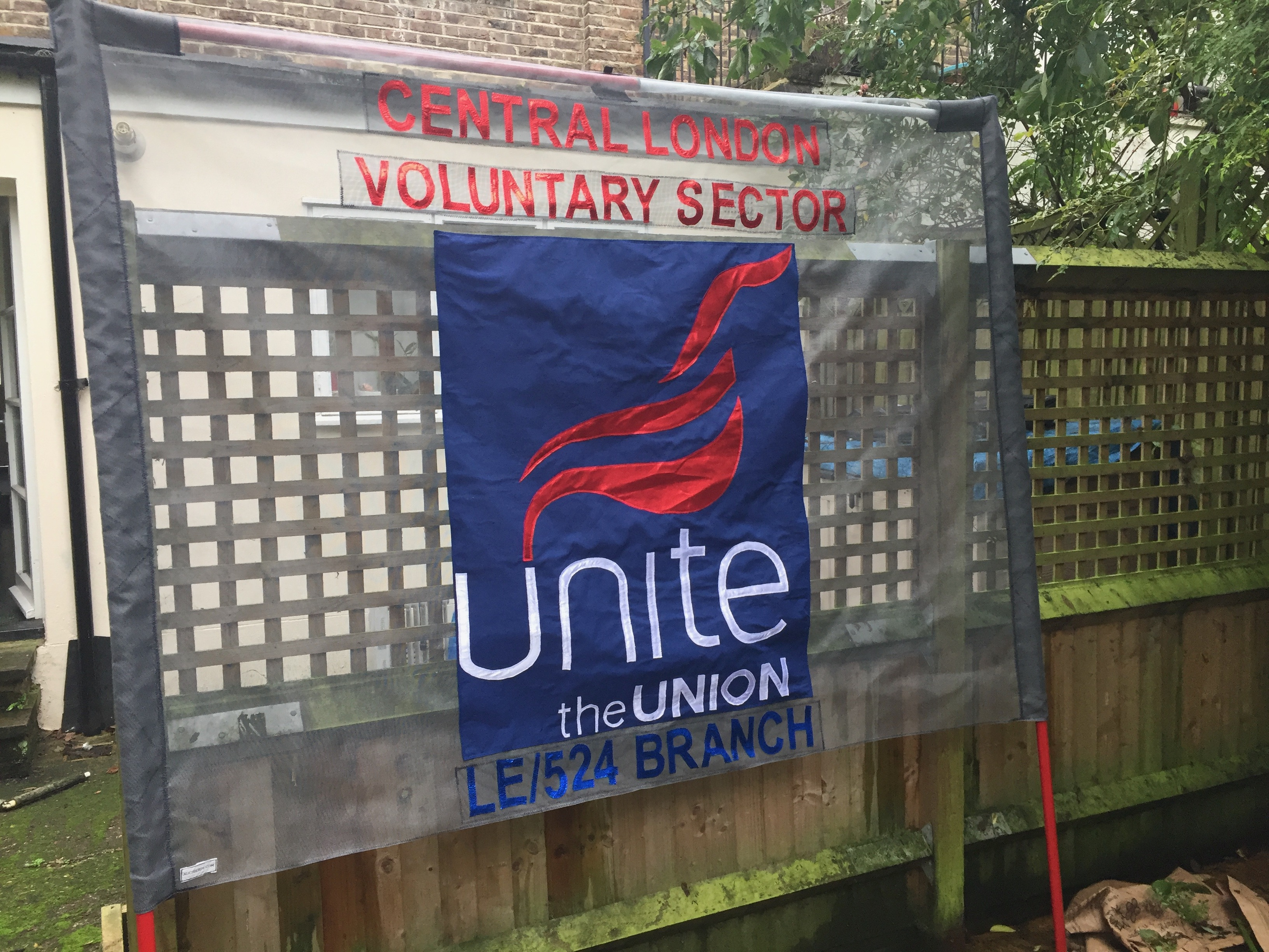 Unite the Union LE/524 Branch