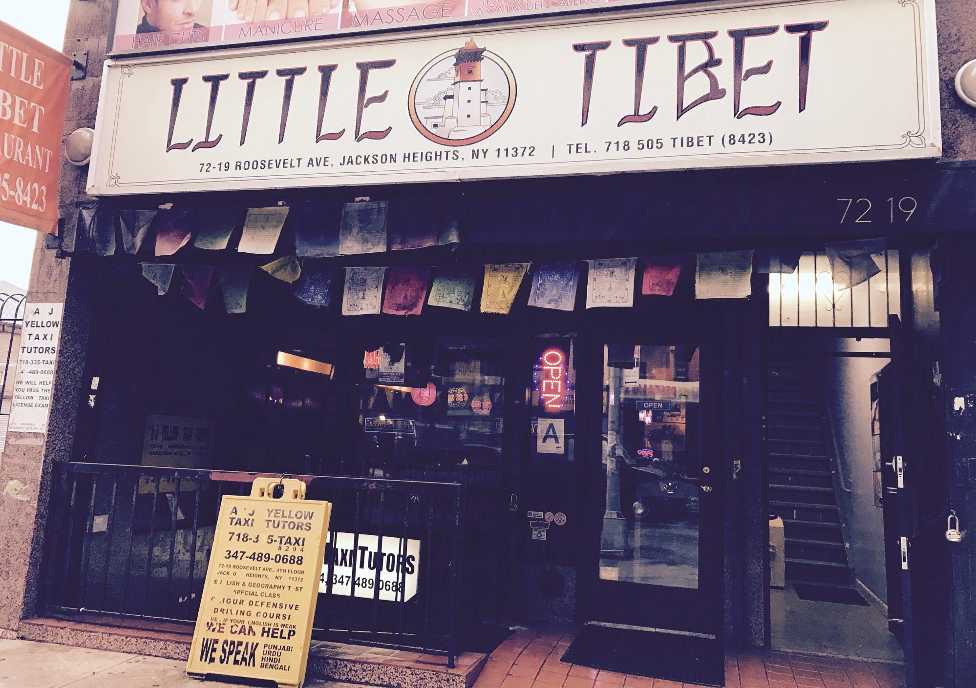 Little Tibet, NYC