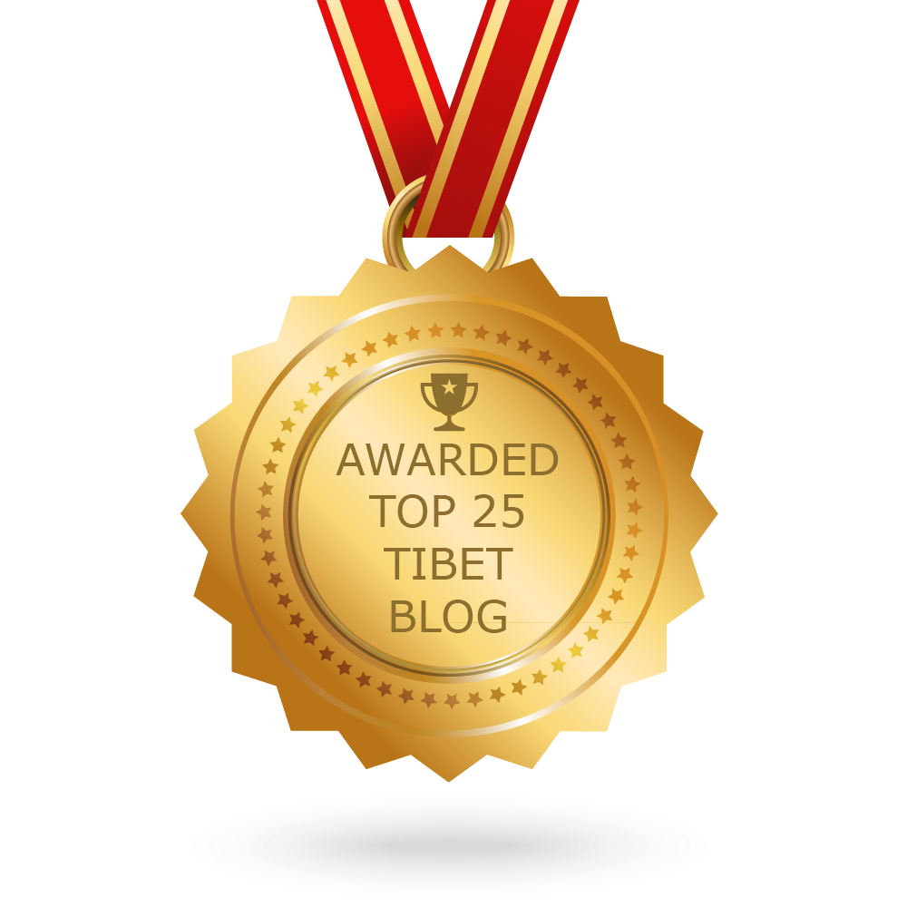 Top 25 Tibet Blog