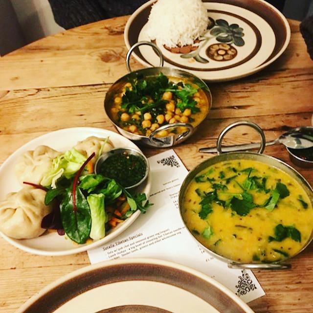 Taste Tibet vegan spread
