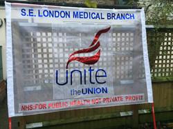 Unite the Union SE London Medical