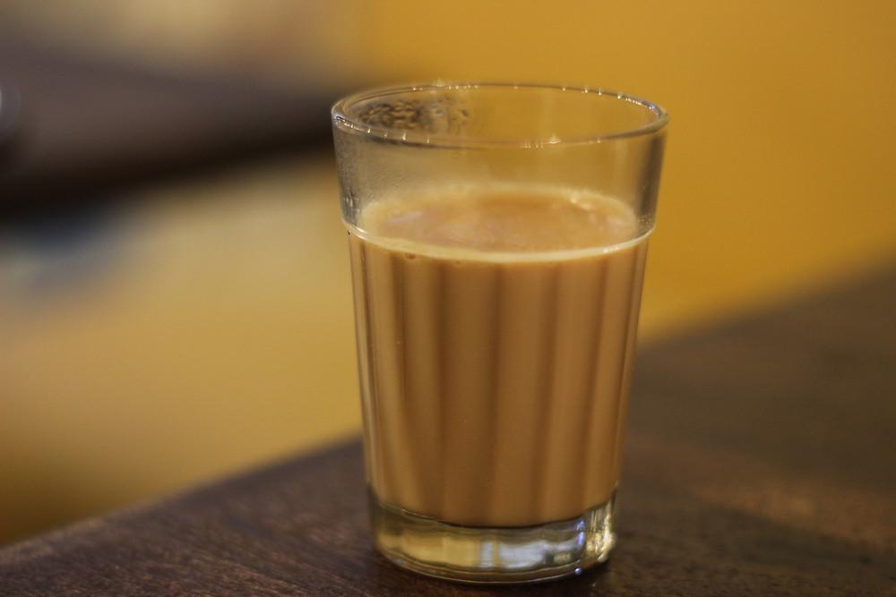 Tibetan chai tea
