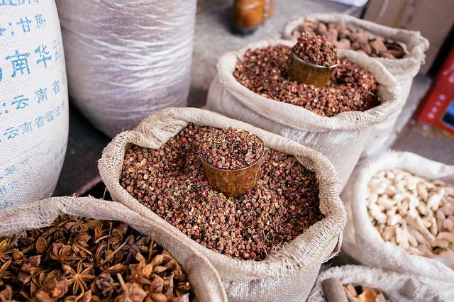 Secrets of Tibetan Cooking: Spices