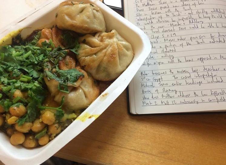 Taste Tibet, naturally vegan