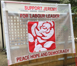 Support Jeremy for Labour Leader