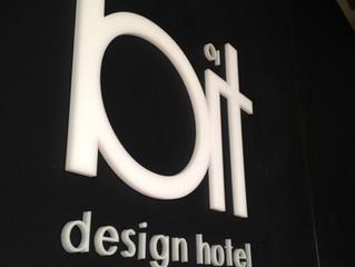 BIT design hotel y el diseño gráfico aplicado