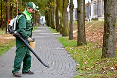 grounds maintenance in Liverpool