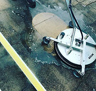 power washing to slabs in Sheffield
