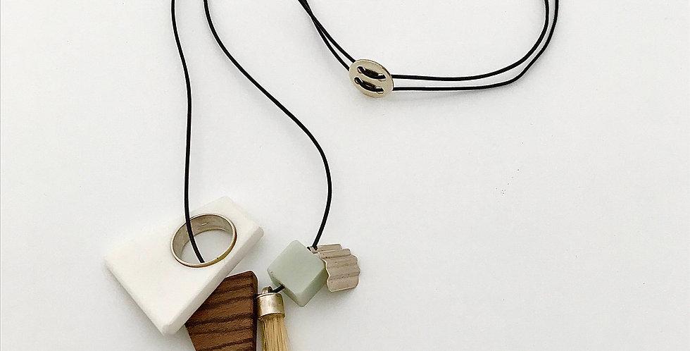 Traybake necklace